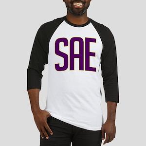 Sigma Alpha Epsilon SAE Baseball Jersey