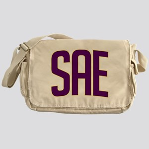 Sigma Alpha Epsilon SAE Messenger Bag