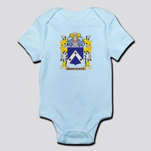 Mcroberts Coat of Arms - Family Crest Body Suit