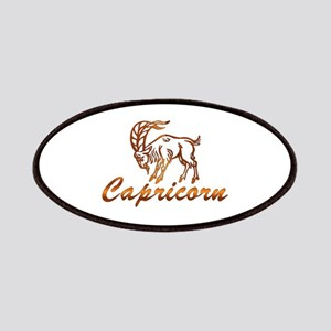 Bronze Capricorn Patch