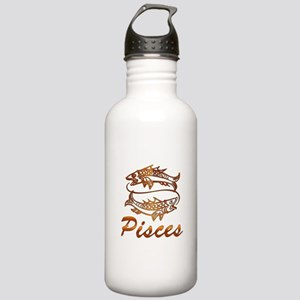 Bronze Pisces Stainless Water Bottle 1.0L