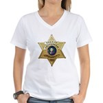 Jefferson County Sheriff Women's V-Neck T-Shirt