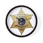 Jefferson County Sheriff Wall Clock