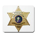 Jefferson County Sheriff Mousepad