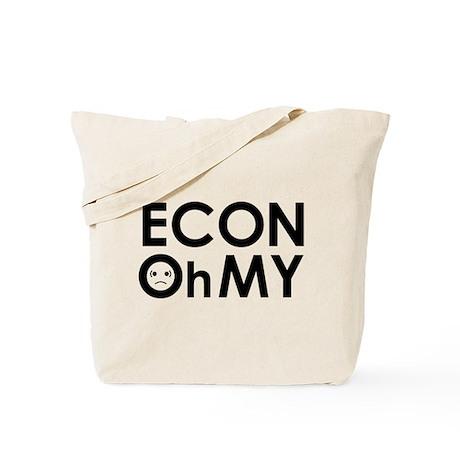 """""""ECONOhMY"""" Tote Bag"""