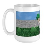 Mannys' Field of Dreams Large Mug
