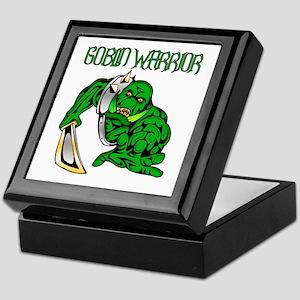 Goblin Warrior Keepsake Box