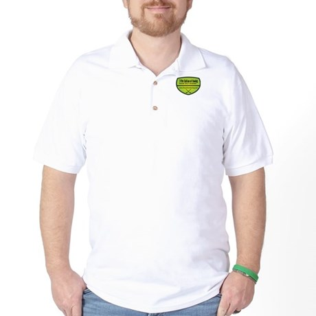 Sultan of Swing Crest Golf Shirt
