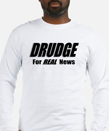 REAL News Long Sleeve T-Shirt