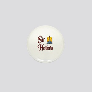 Sir Heriberto Mini Button