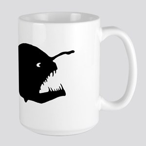 Anglerfish Large Mug