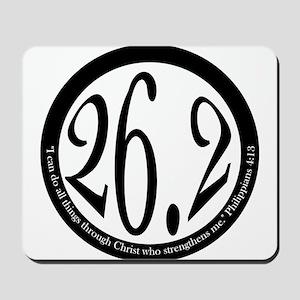 26.2 - Philippians Mousepad