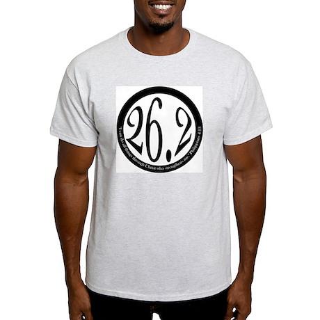 26.2 - Philippians Light T-Shirt