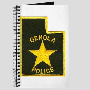 Genola Police Journal