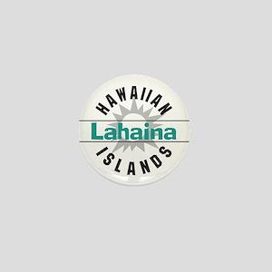 Lahaina Maui Hawaii Mini Button