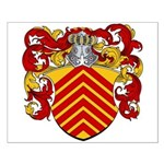 Van Egmond Coat of Arms Small Poster