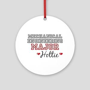 Mech E Major Hottie Ornament (Round)
