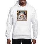 ThreePeace Messengers of Thya Hooded Sweatshirt