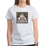 ThreePeace Messengers of Thyatira Women's T-Shirt