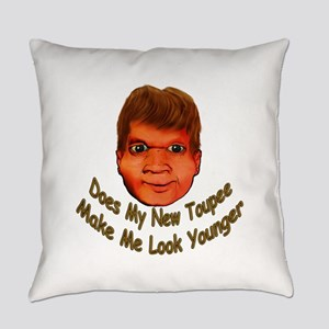 New Toupee Everyday Pillow