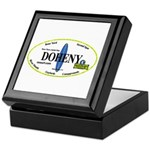 Doheny Surf Spots Keepsake Box
