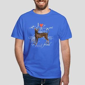 Xoloitzcuintli Dark T-Shirt