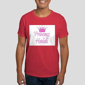 Princess Heidi Dark T-Shirt