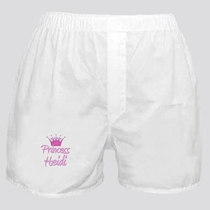 Princess Heidi Boxer Shorts