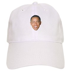 Obama Picture Baseball Cap