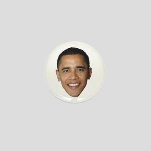Obama Picture Mini Button
