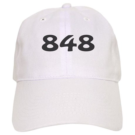 848 Area Code Cap