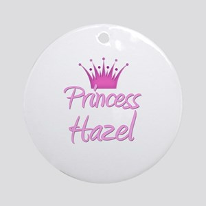 Princess Hazel Ornament (Round)