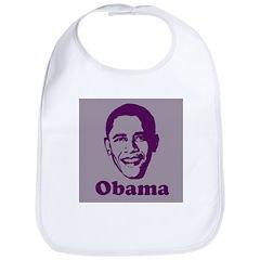 Obama Picture Bib
