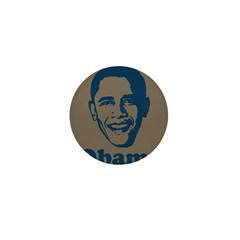 Obama Picture Mini Button (10 pack)