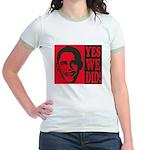 Yes We Did! Jr. Ringer T-Shirt