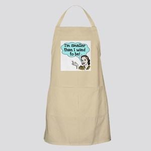 I'm Smaller Dieting BBQ Apron