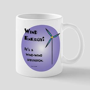 Wind-Wind Situation Mug