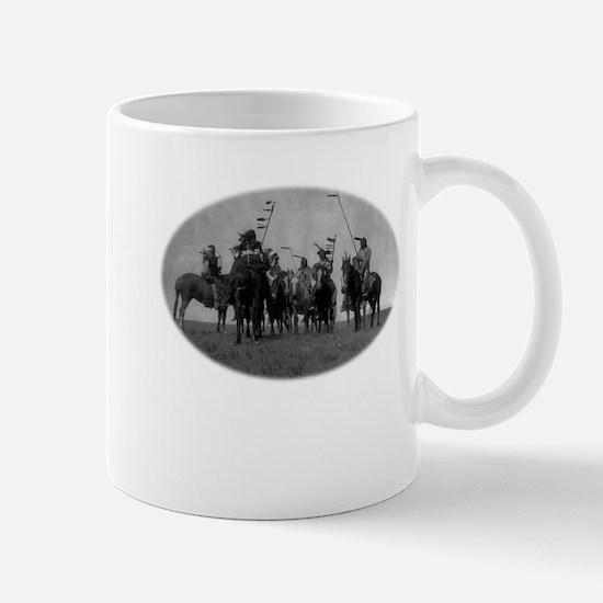 Atsina Warriors (Gros Ventre) Mug