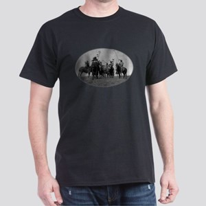 Atsina Warriors (Gros Ventre) Dark T-Shirt