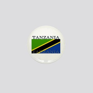 Tanzania Mini Button