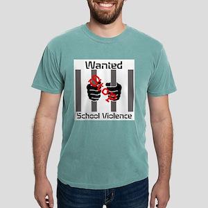 Stop School Violence MC White T-Shirt