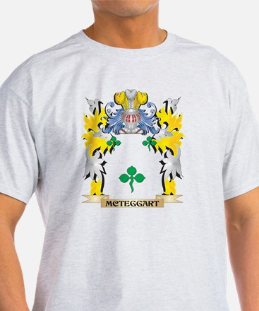 Mcteggart Coat of Arms - Family Crest T-Shirt