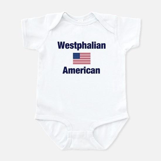 Westphalian American Infant Bodysuit