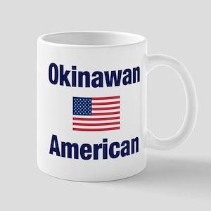 Okinawan American Mug