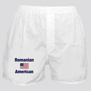 Romanian American Boxer Shorts