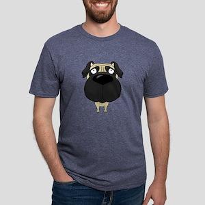 Big Nose Pug T-Shirt