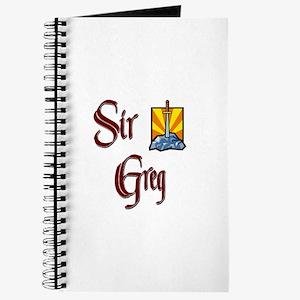 Sir Greg Journal