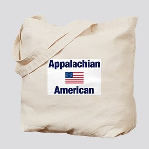 Appalachian American Tote Bag