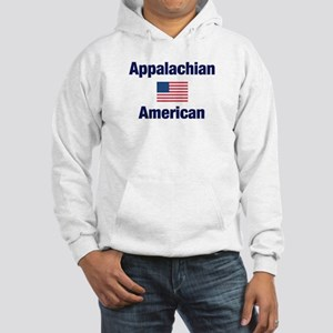 Appalachian American Hooded Sweatshirt