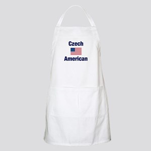 Czech American BBQ Apron